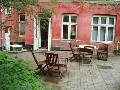 Bed and Breakfast i Copenhagen, Skt Hans Torv, by lakes
