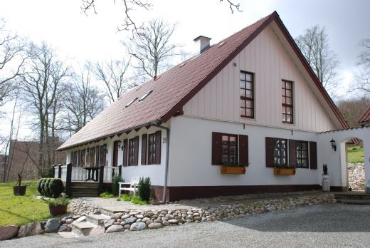 Bed and Breakfast i Bigaarden i Aabenraa