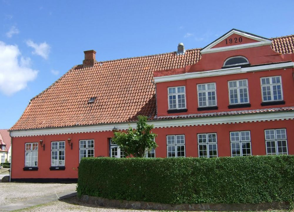 Bed and Breakfast i ved  Aabenraa